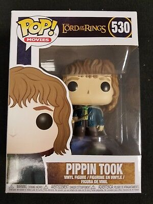 Funko pop Lord of the Rings Pippin took fast shipping mint condition