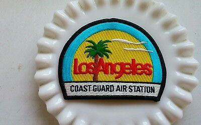 United States Coast Guard (USCG) Patch Los Angeles Air Station