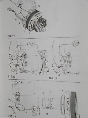 Hydrovane 13/17/23 Service Repair Workshop Manual 97 Pages (Will send via EMAIL)