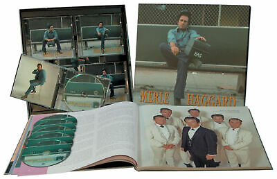 Merle Haggard - The Studio Recordings 1968-76 (6-CD) - Classic Country Artists