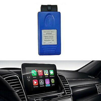 Apple Carplay Android Auto Activation Tool For Mercedes Benz Car NTG5 S1 OBD 2