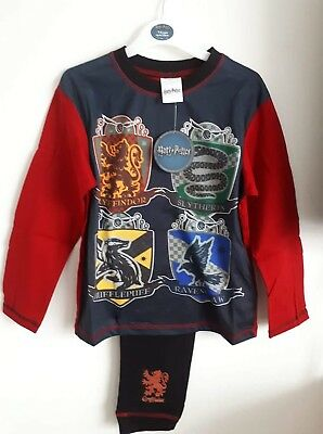 8 pair's of Harry potter pyjamas Age 5-6yrs new with tags