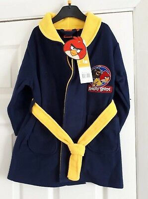 character fleece dressing gowns Age 2-5yrs new with tags x8