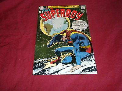 Superboy #160 (Oct 1969, DC) silver age 5.5/fn- comic!!!