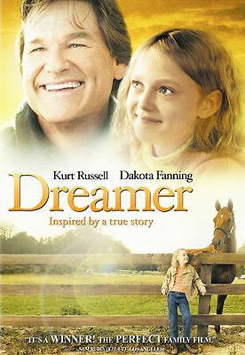 Dreamer (DVD, 2006, Full Frame) Disc Only,