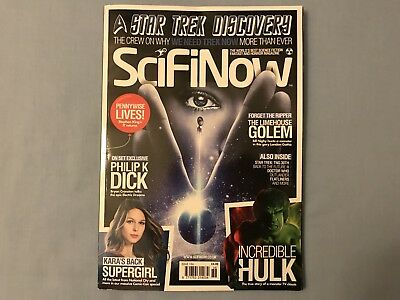 Sci Fi Now Issue 136 The Worlds Best Science Fiction, Fantasy & Horror Magazine