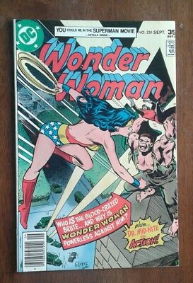 Wonder Woman #235 (Sep 1977, DC)
