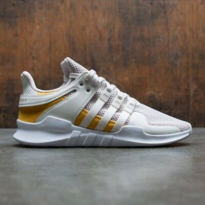 save off 5e909 eb1d5 Adidas EQT Support ADV 9116 Mens Shoes Size 13 AC7141 White Tactical Yellow