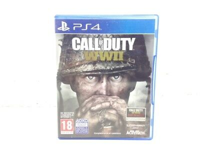 Juego Ps4 Call Of Duty Wwii Ps4 No Dlc 4078944