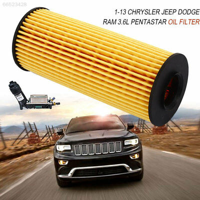 7ABC 68079744AB Car Oil Filter Auto Oil Filter Smooth Auto Accessories
