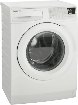 NEW Simpson SWF7025EQWA 7kg Front Load Washer
