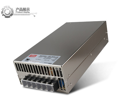 FOR Ming Wei switching power supply SE-600-24 600W 24V 25A high power