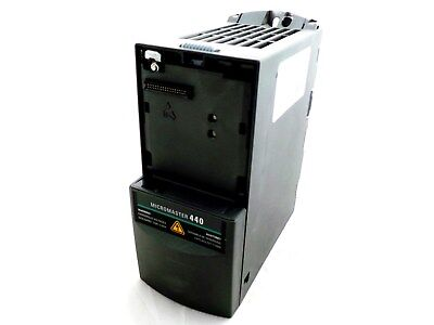 Siemens 6Se6440-2Ab13-7Aa1 Micromaster 440 .37Kw Ac Inverter Drive-No Controller