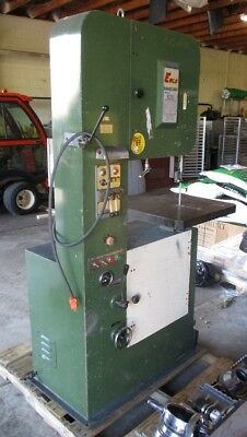 ENCO METAL BANDSAW, Model 92252, USED - LOCAL PICKUP ONLY