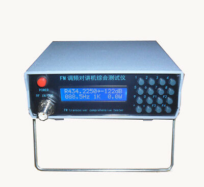 NEW  FM Power CTCSS Frequency Meter Tester Transmit receiver RF signal generator