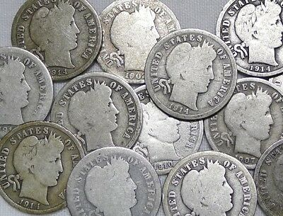 Gift for a New Collector! 14 Estate Coins! Silver, Buffalo, Indian and More!