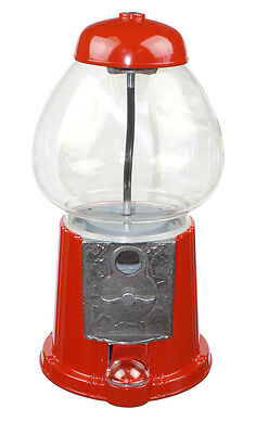 Classic Vintage Candy Gumball Machine Bank Glass Gum Ball Vending Bubble
