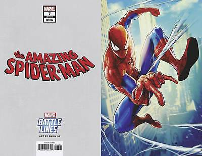 Amazing Spider-Man 7 (Vol. 5) Virgin Variant