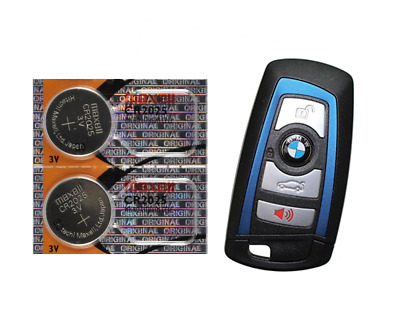 BMW Keyfob Replacement Battery Maxell CR2025 Lithium Coin Cell Battery