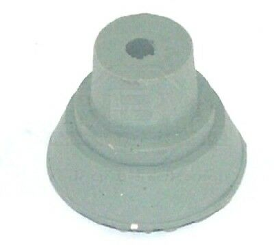 Kickdown Doorstop Replacement Non-threaded Rubber - Pack of 6 - for FS544, FS555