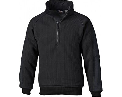 Dickies - Pull col camionneur Homme doublé polaire et sherpa - EH89000
