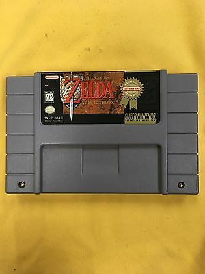 The Legend of Zelda: A Link to the Past (Super Nintendo Entertainment System)