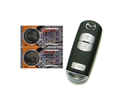 Mazda Keyfob Replacement Battery Maxell CR2025 Lithium Coin Cell Battery