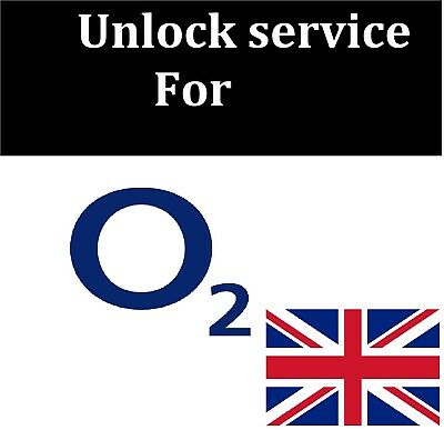 100% Unlocking SERVICE For O2 UK  TESCO for iPhone 6S 6 SE 5S 5C 5 4S 7