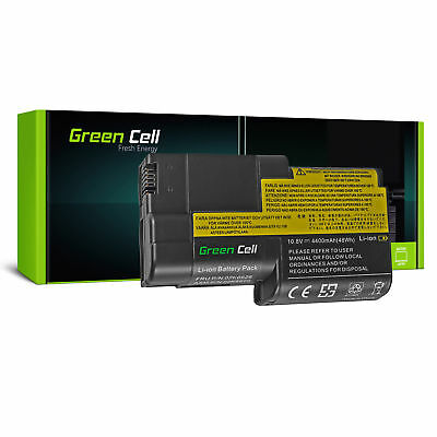 Green Cell Batterie pour IBM ThinkPad T20 T22 T21 T23 4400mAh