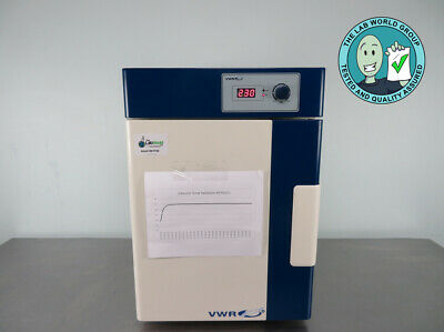 VWR Gravity Convection Oven with Warranty SEE VIDEO