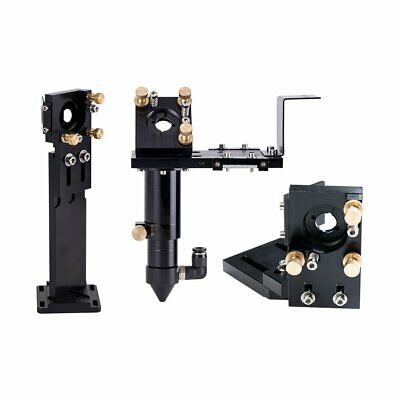 E Series: CO2 Laser Head 1st 2nd Mirror Mount FL:50.8 63.5 76.2 101.6mm for CNC