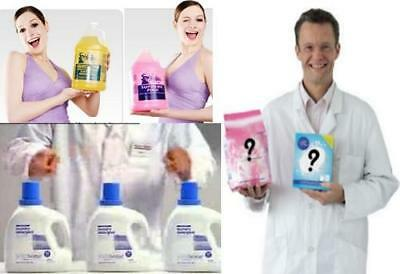 Business Opportunity - Manufacture Household Chemicals - 4 in 1 Formulas