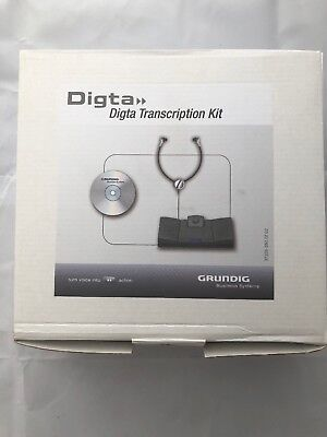Grundig Digta Transcription Starter Kit 568. KDC5670