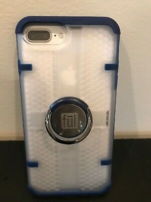 ful Shockproof Ring Case for iPhone 7 Plus