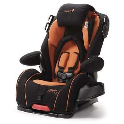Safety 1st Alpha Omega Elite Convertible 3-in-1 Baby Car Seat Nitron (Open Box)