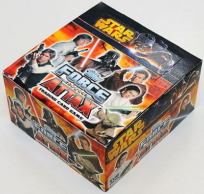 Star Wars - Force Attax Movie Card Serie 3 - 50 Booster - 1 Display - 250 Karten