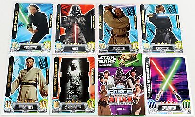 Force Attax Movie Serie 2 Force Meister, Star & limitierte Karten LE aussuchen