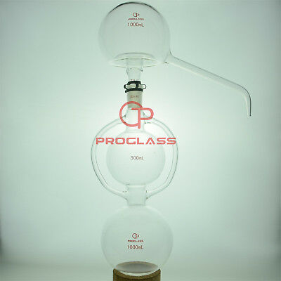 Proglass Glass Pelican Distillation Kit 1000mL