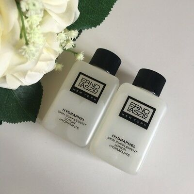 Stock Fillers Erno Laszlo Hydraphel Skin Supplement Lotion Hydratante Samples