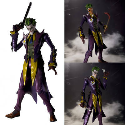 The Joker Injustice Ver. Dc Comics Batman SHF 16CM Figure Figuarts Toy Gift US