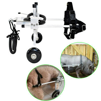 """Cart Pet / Dog Wheelchair for Handicapped small Dog Cat 15-20cm/5.90""""-7.87"""" USA"""