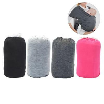 Newborn Baby Travel Supplies Wrap Carrier Multi-Functional Stretchy Wraps Straps