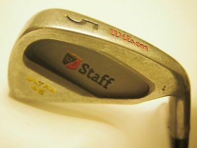 ***wilson Staff Ultra  System 45 # 5 Iron Mens Right Handed-***