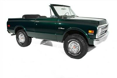 1969 Chevrolet Blazer K5 Awesome Truck 4-Speed