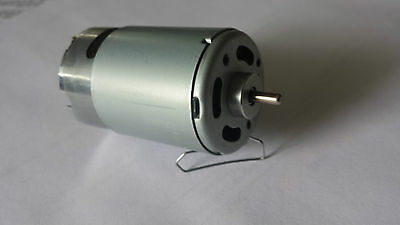 Motor Speed 600 BB Turbo 12V / 600Motor Bürstenmotor Kugellager Mabuchi RS 555PB
