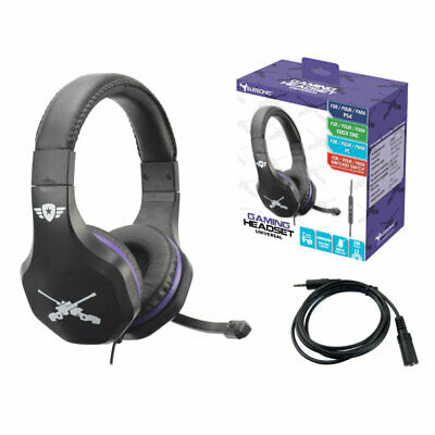 Fortnite, Call of Duty Gaming Headset with Microphone for Xbox One PS4 Switch PC