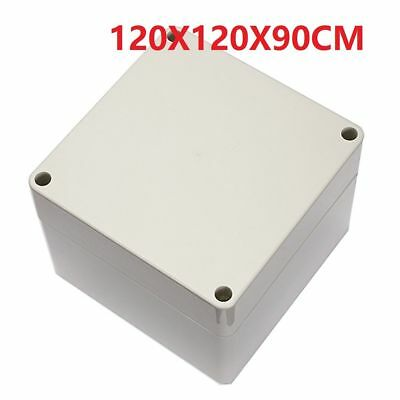 63x58x35mm ABS Plastic Electronics Project Box Enclosure Hobby Case W// Screws