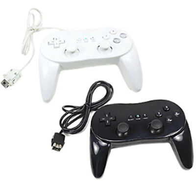 Classic Wired Game Controller Gaming Remote Pro Controle Joystick For Wii ZP