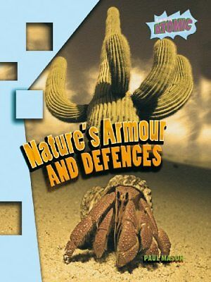 Nature's Armour: Atomic Level Two (Raintree: Atomic) By Paul Mason