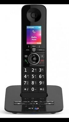 BT Premium Dect Cordless Answerphone With Nuisance Call Blocker & Mobile Sync